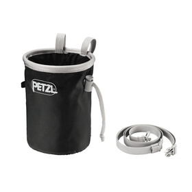 Petzl Bandi - Sac à magnésie - gris/noir
